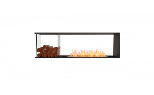 EcoSmart Fire FLEX PENINSULA 68PN BXL Ethanol Brenneinsatz