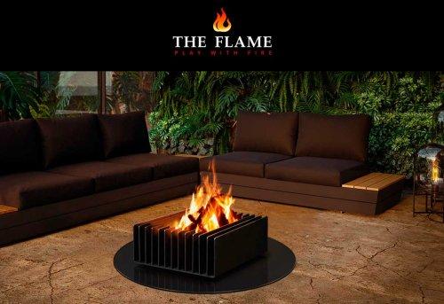 Feuerstelle ORION von The Flame