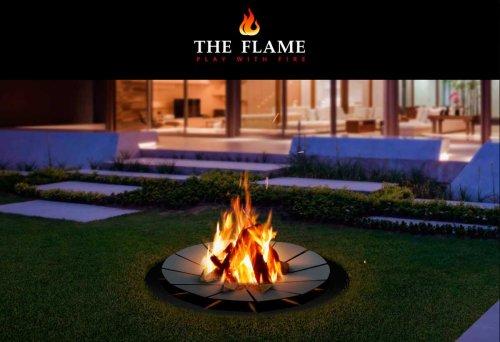 Feuerstelle SATURN von The Flame