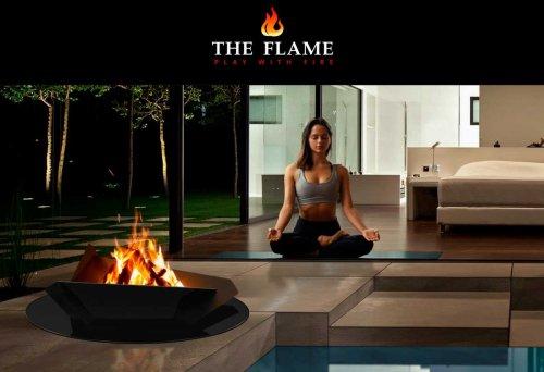 Feuerstelle VENUS von The Flame