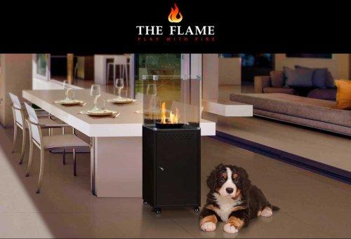 Gasfackel DINNER von The Flame