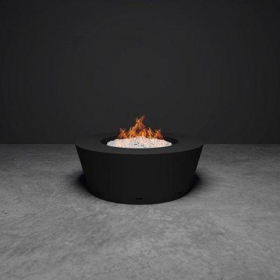 Glammfire OTELLO - Gas Feuerstelle