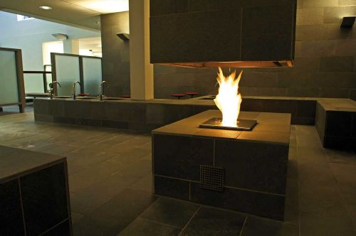 DECO-Gasfeuer Topffeuer T50