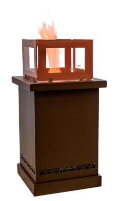 Holzpellet Terrassenheizer DIAMANTE