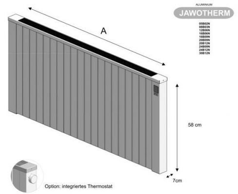 Jawotherm N-2400 large