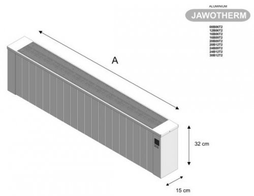 Jawotherm T2-1600 large