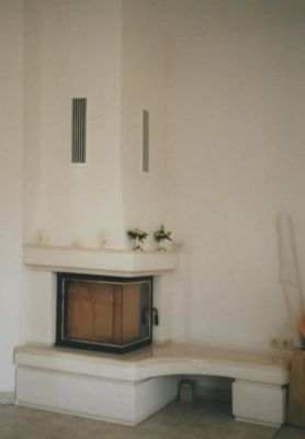 Fireplace-Set The PISA  - EEK: A (Spektrum: A++ bis G)