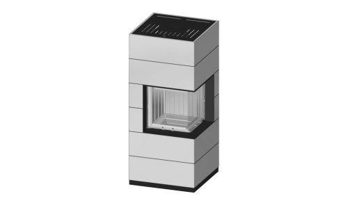 spartherm mini 2l 2rh linear kamineinsatz. Black Bedroom Furniture Sets. Home Design Ideas