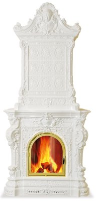Royal Nosta Tiled Stove Alexander