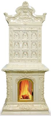 Royal Nosta Tiled Stove Amadeus