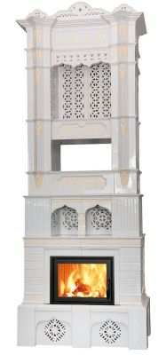 Royal Nosta Tiled Stove Angelina