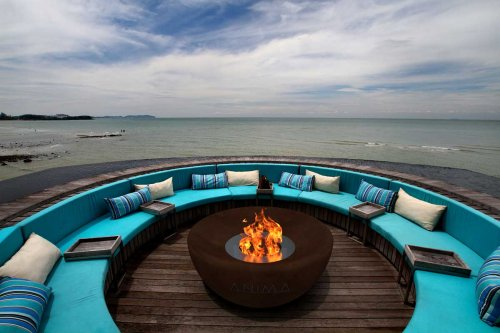 Fire Pit Anima from Enki Stove