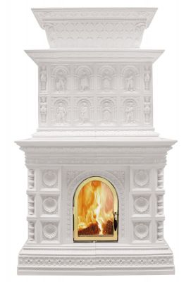 Royal Nosta Tiled Stove Arco