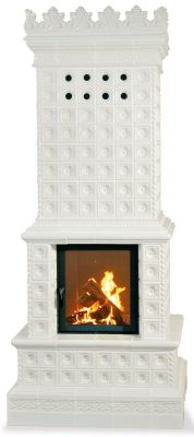 Royal Nosta Tiled Stove Balthasar