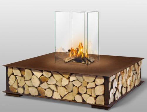 The Flame BENCH