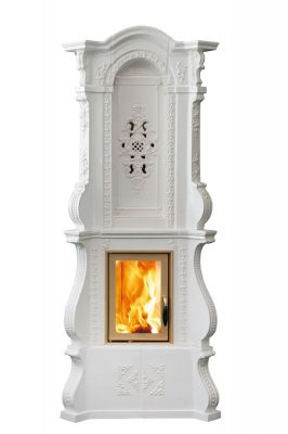 Royal Nosta Tiled Stove Bernadette