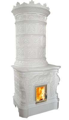 Royal Nosta Tiled Stove Danilo