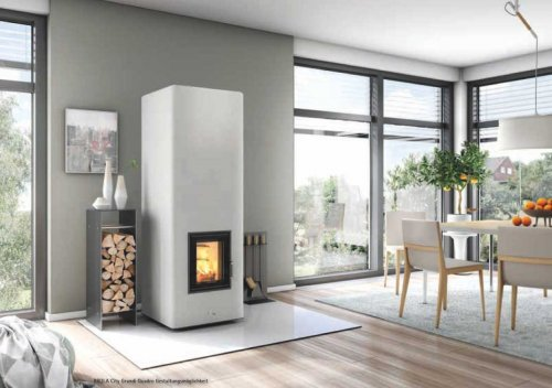 Brula Basic Stove Set City Grundi Quadro