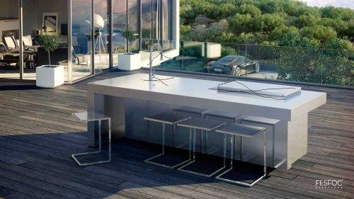 Außenküche Mit Gasgrill Preise : Gartenküche mit dem oasis system von napoleon grill news