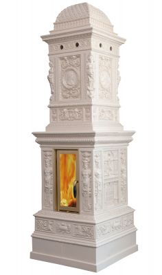 Royal Nosta Tiled Stove Mozart