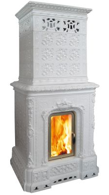 Royal Nosta Tiled Stove Raphaela
