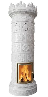 Royal Nosta Tiled Stove Seraphim