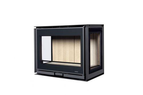 marmorkamin shop gas kamineinsatz gasfeuer dru gaskamin. Black Bedroom Furniture Sets. Home Design Ideas