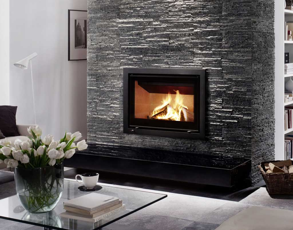linear standard kaminkassette xl 900. Black Bedroom Furniture Sets. Home Design Ideas
