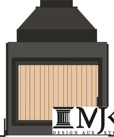 brunner kamineinsatz stilkamin 62 76 kessel. Black Bedroom Furniture Sets. Home Design Ideas