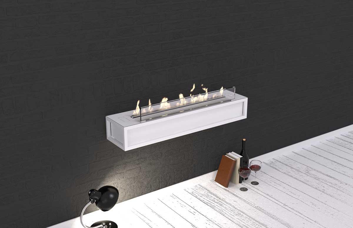 bioethanol wandkamin torino von decoflame. Black Bedroom Furniture Sets. Home Design Ideas