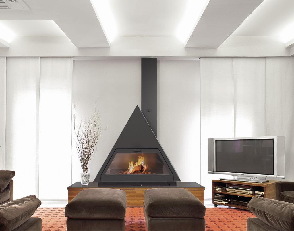 designkamin bilbao von traforart. Black Bedroom Furniture Sets. Home Design Ideas