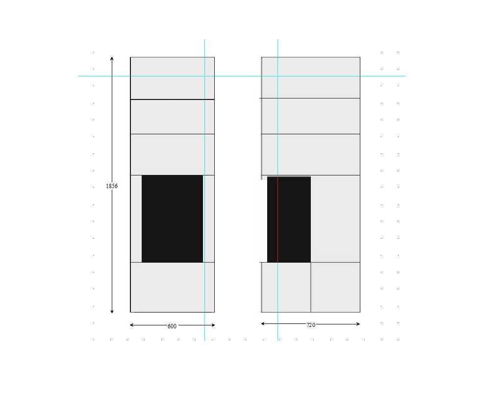 brunner systemkamin 11 easy lift. Black Bedroom Furniture Sets. Home Design Ideas