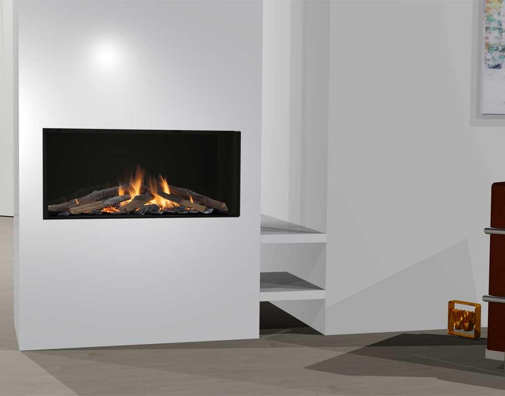 gaskamin wanders danta 800 front. Black Bedroom Furniture Sets. Home Design Ideas