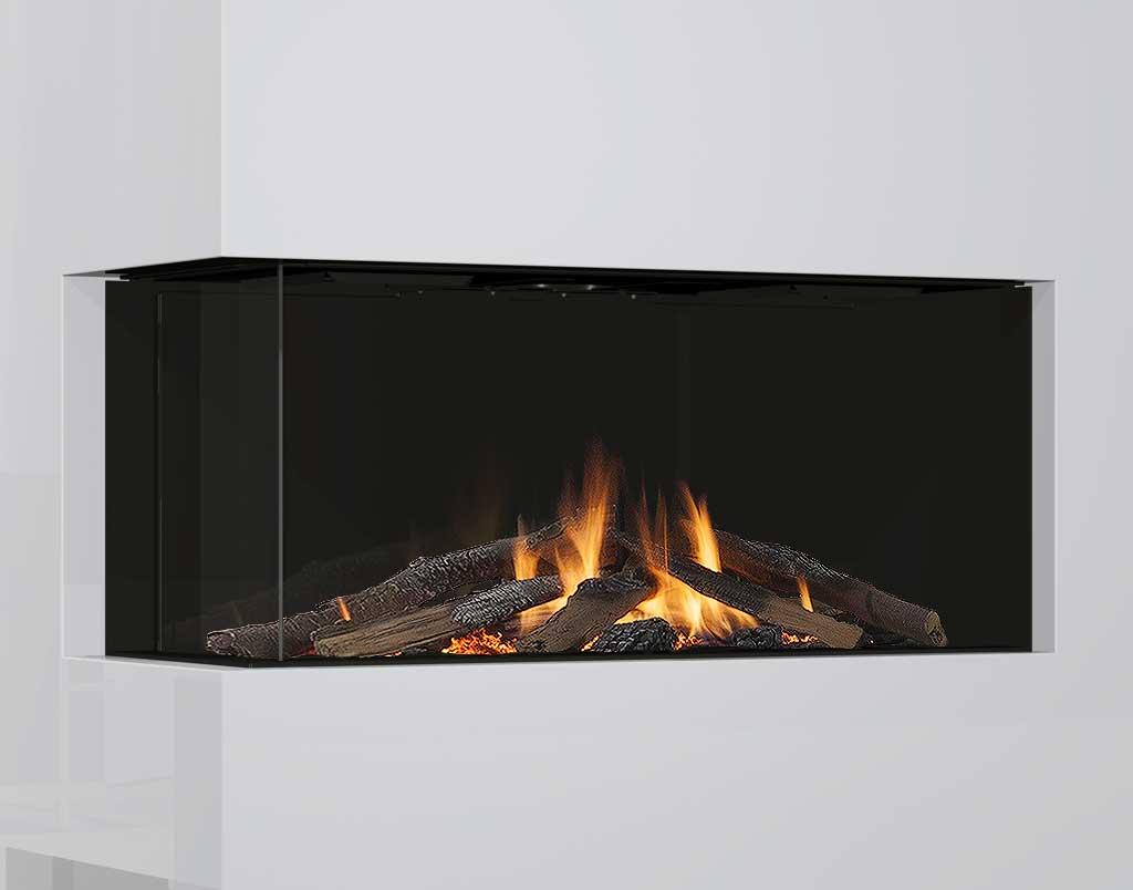 marmorkamin shop gaskamin wanders danta 800 2 seitig. Black Bedroom Furniture Sets. Home Design Ideas