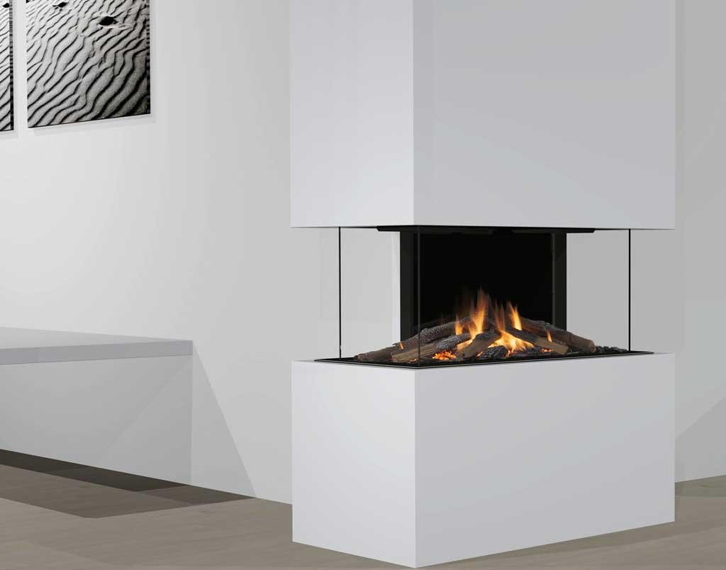marmorkamin shop gaskamin wanders danta 800 4 seitig. Black Bedroom Furniture Sets. Home Design Ideas