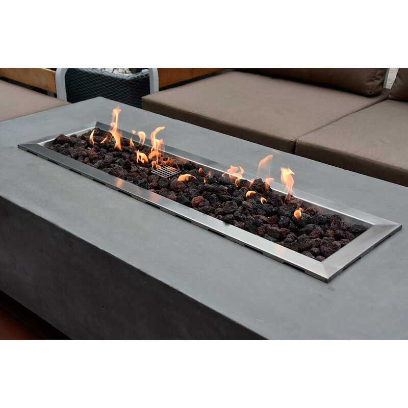 Granville Gas Fire Pit From Elementi