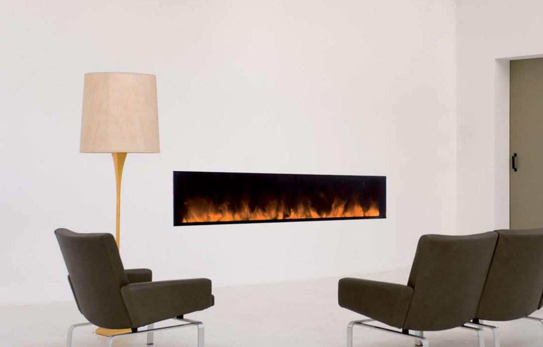 Glammfire elektro dekofeuer glhd 1500 for Ka chengardinen modern ka chen