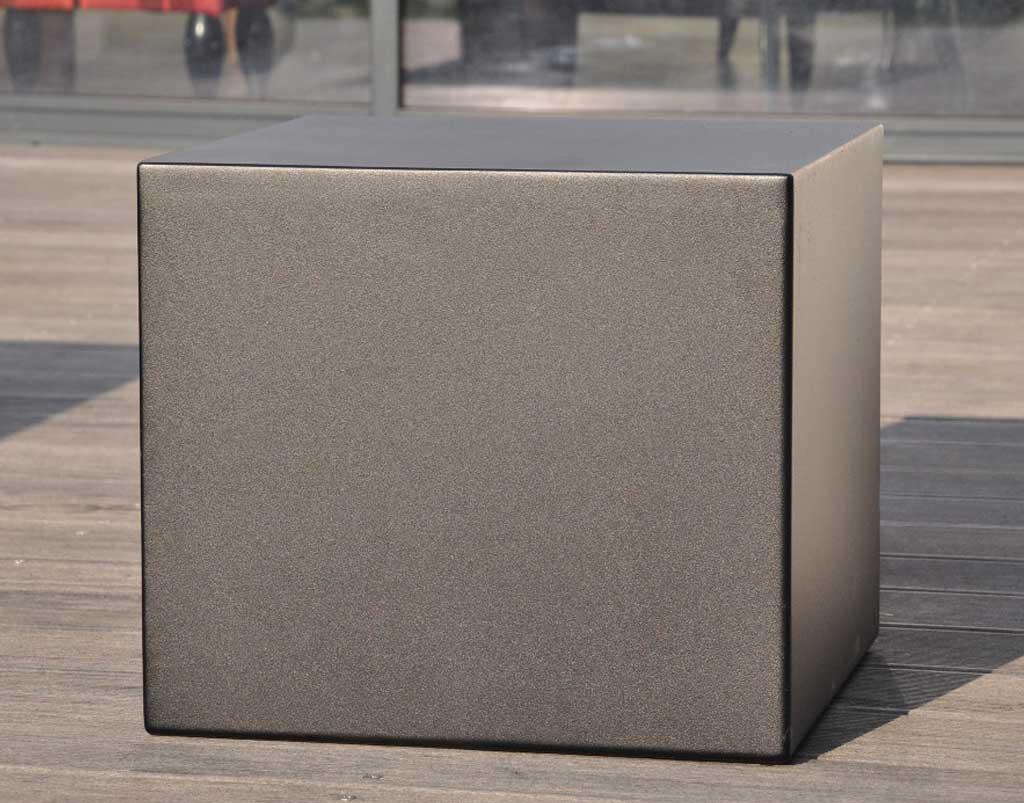 designer hocker f r outdoor grill aus frankreich mod ceram. Black Bedroom Furniture Sets. Home Design Ideas