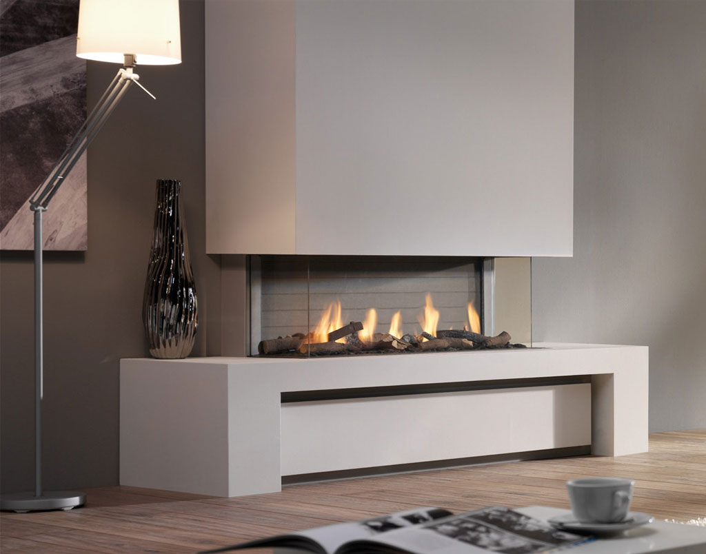 marmorkamin shop dru gaskamineinsatz 3 seitig metro 100xt 3. Black Bedroom Furniture Sets. Home Design Ideas