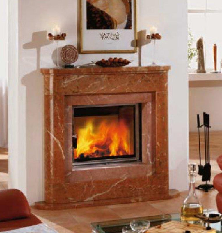 kamineinsatz schmid lina w7363s smr. Black Bedroom Furniture Sets. Home Design Ideas