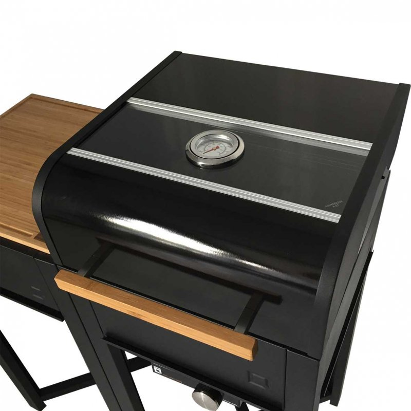 oneQ Gasgrill Set START mit 2 Modulen