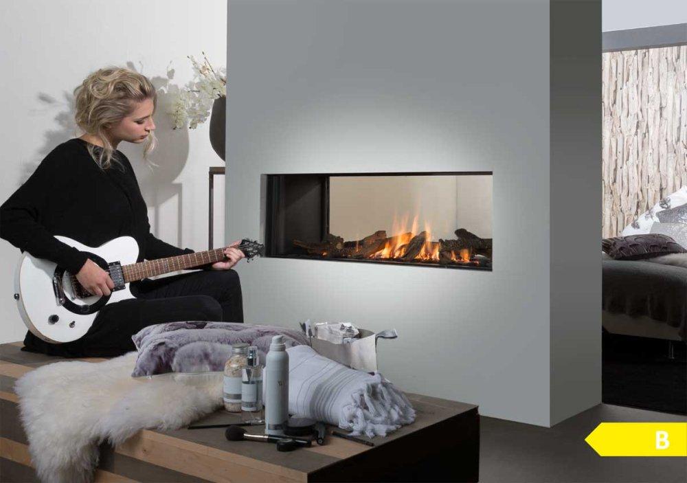 gaskamin wanders koto. Black Bedroom Furniture Sets. Home Design Ideas