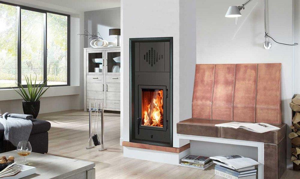 kamineinsatz schmid sh 9 t f r ihren kachelofen. Black Bedroom Furniture Sets. Home Design Ideas