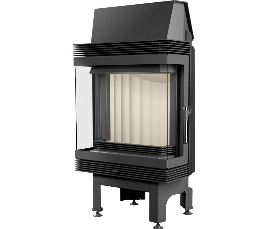 kamineinsatz blanka 3 seitig von. Black Bedroom Furniture Sets. Home Design Ideas