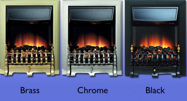THE COLUMNA Electric Fireplace
