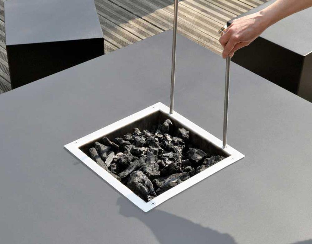 Foyer Des Arts Schimmliges Brot : Designer outdoor grill aus frankreich mod ceram