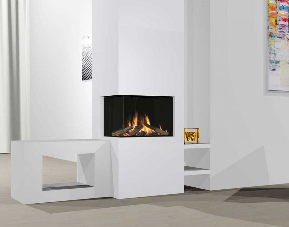 gaskamin wanders danta 500 2 seitig. Black Bedroom Furniture Sets. Home Design Ideas
