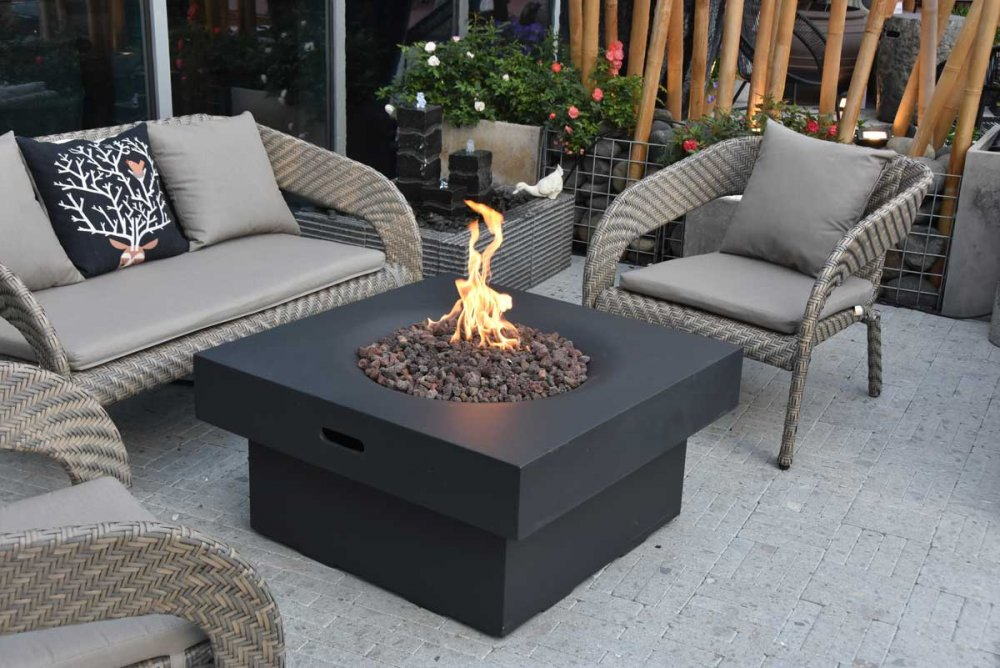 Gas Fire Pit Branford, Gas Outdoor Fire Pit
