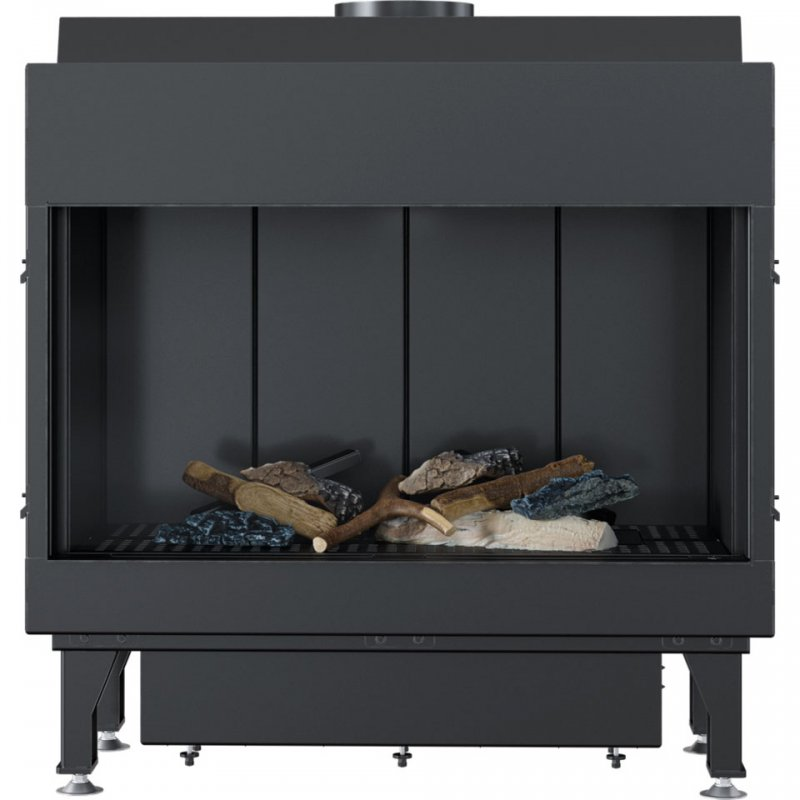 Gas fireplace Leo 70
