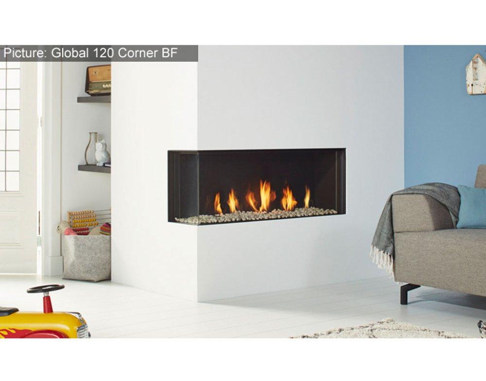 dru global 100 bf corner gaskamineinsatz. Black Bedroom Furniture Sets. Home Design Ideas